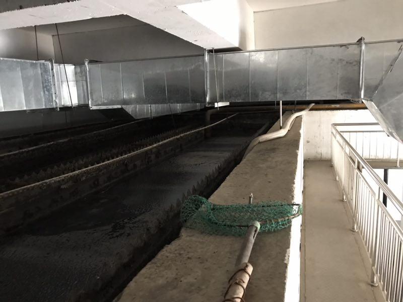 危废企业废水处理