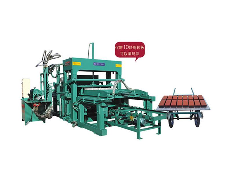 黑龙江彩色砖砖机价格 泉州哪里有卖价格优惠的彩色砖机