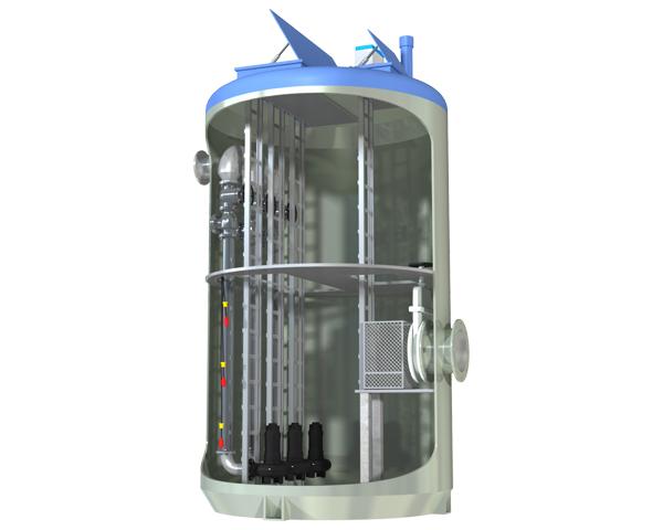 昆明好用的取水泵船出售-离心泵