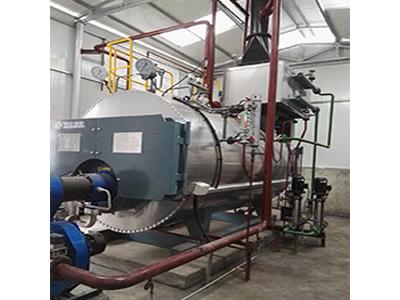 超低氮燃烧器改造