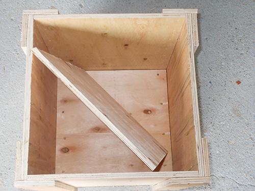 胶合卡板箱|想购买优惠的消毒木箱优选永惠木制品
