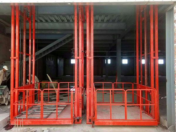 济南高品质导轨升降机出售 导轨升降机厂家直销