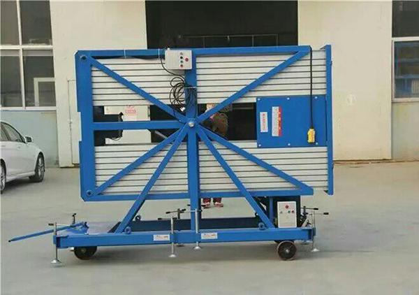 6米铝合金升降机,6米铝合金升降机价格,8米铝合金升降机