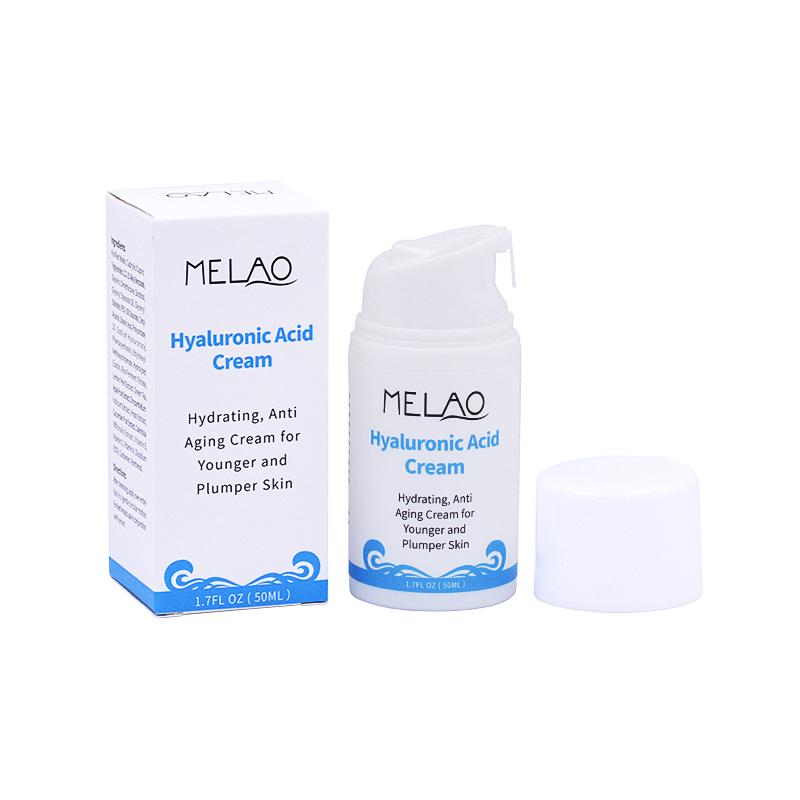 MELAO透明质酸面霜补水保湿亮肤抗衰老霜跨境亚马逊新品爆款
