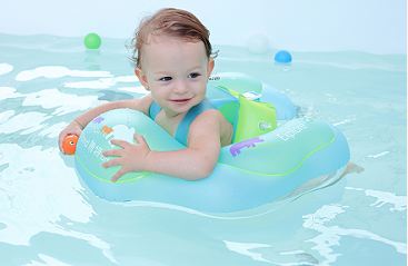 博特朗母婴店泳圈婴儿充气游泳趴圈新生宝宝游泳圈
