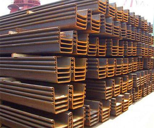 钢板桩价格 钢板桩施工单位