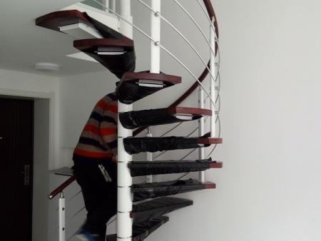 鞍山别墅楼梯价格-优惠的别墅楼梯哪里买