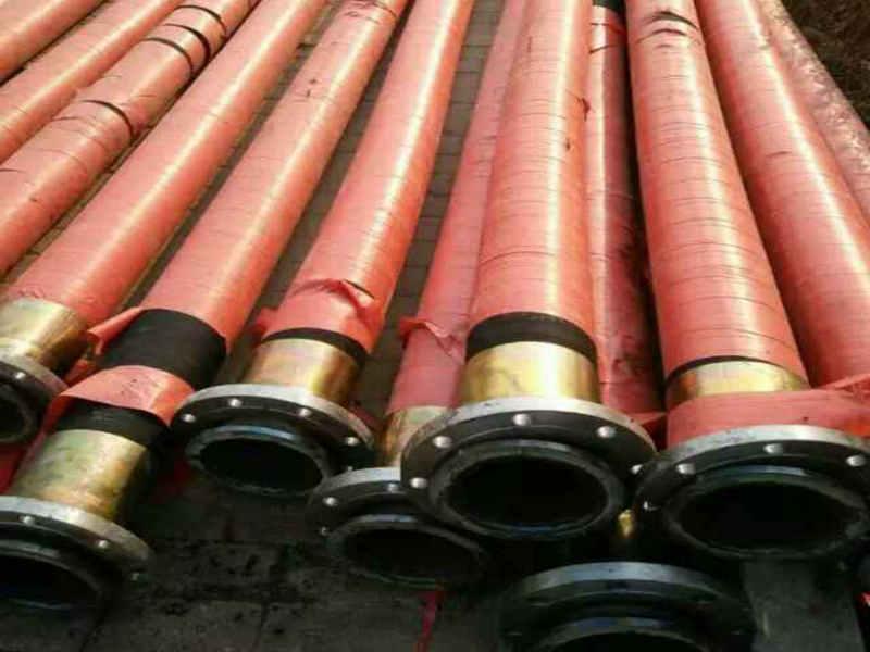 专业的法兰胶管总成供应商当属宏禄橡塑制品|厂家推荐法兰胶管总成