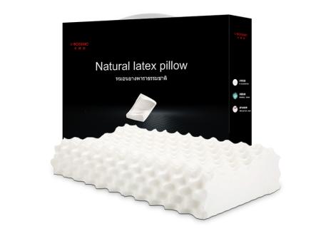 深圳品质好的尤搏思乳胶枕头-供应 乳胶颈椎枕