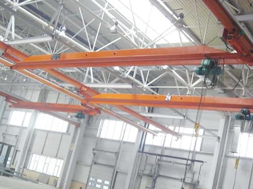 手动旋转吊车-选购价格公道的电动单梁起重机就选巨汇起重设备