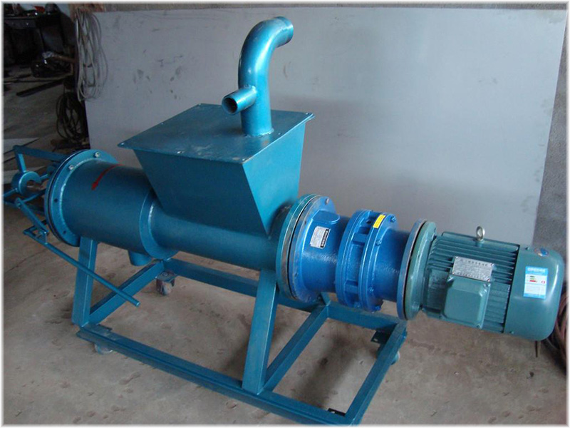 荥阳农乐机械直销畜禽粪便脱水机_粪便脱水设备多少钱