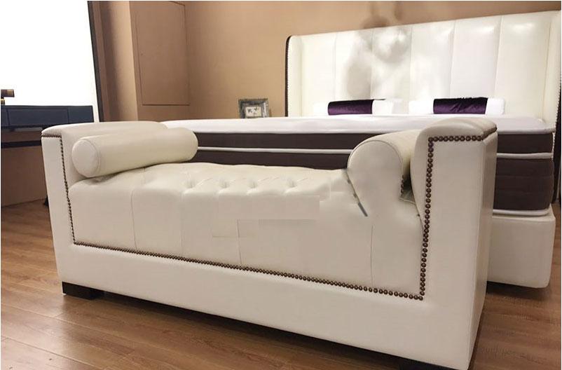 深圳出口床尾凳-想买高性价床尾凳就到图尔家具