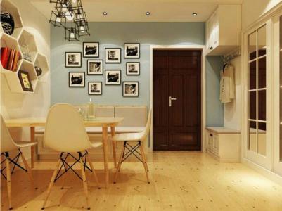 重庆二室一厅装修改造_旧房装饰设计