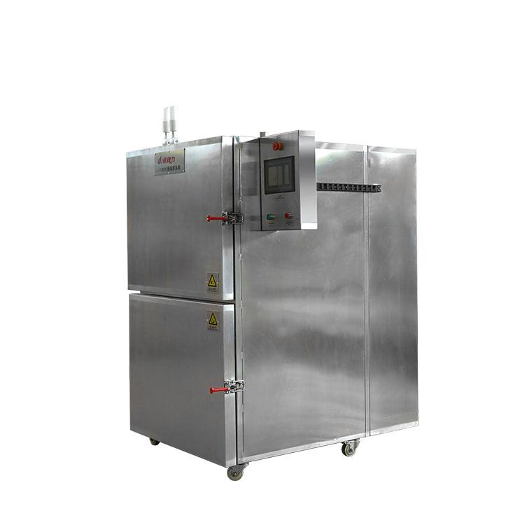 食品速凍設備供應廠家-優惠的柜式液氮速凍機100KG/H供銷