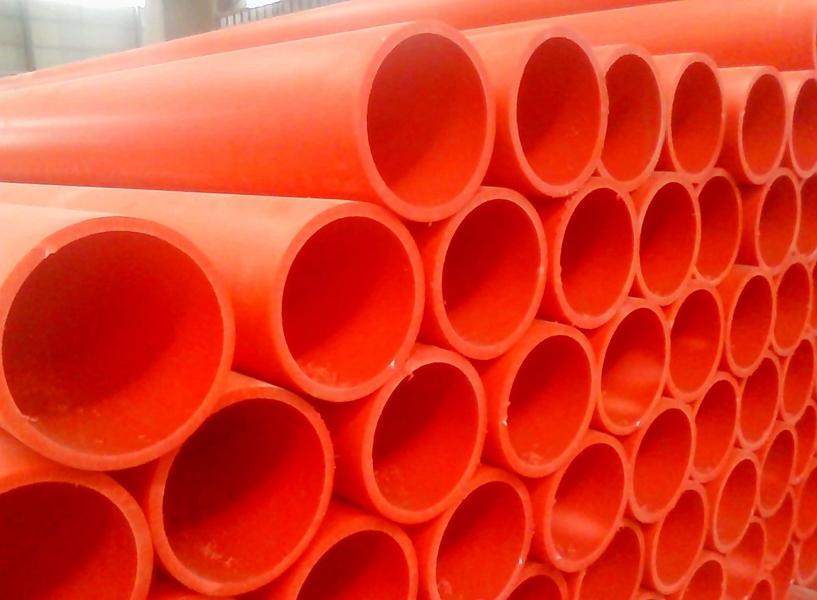 建筑電工穿線管(定制)(施工)恒通塑膠(地埋電工穿線管)