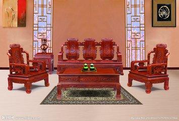 品牌好的佛山红木家具供应|华贵的红木家具
