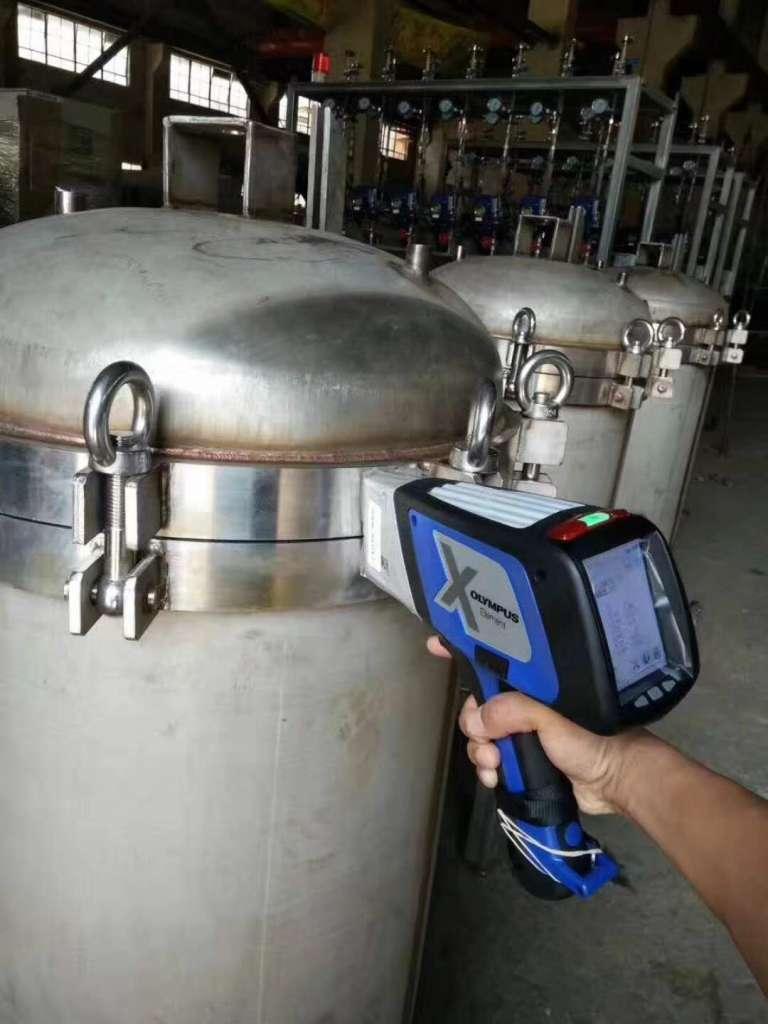 便捷的奥林巴斯光谱仪-青岛可靠的DE2000便携手持光谱分析仪批发供应商推荐