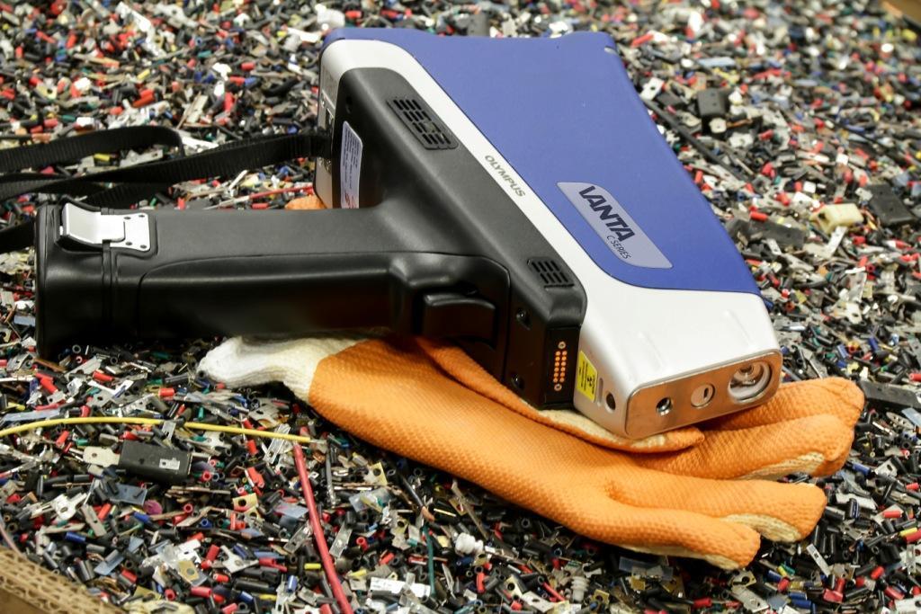 便利的奥林巴斯光谱仪-在哪有卖好的DE2000便携手持光谱分析仪批发