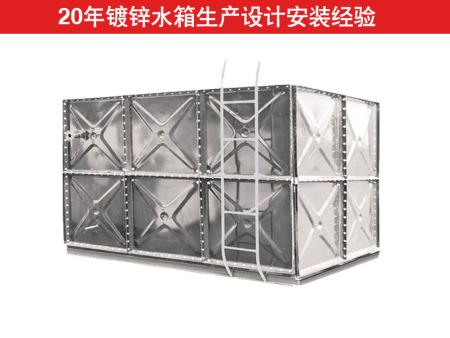 河南镀锌水箱价格-物超所值的镀锌水箱供销
