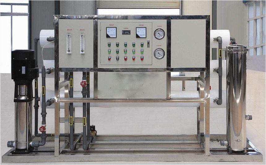 工业小型纯水设备|东莞反渗透水处理设备生产厂家