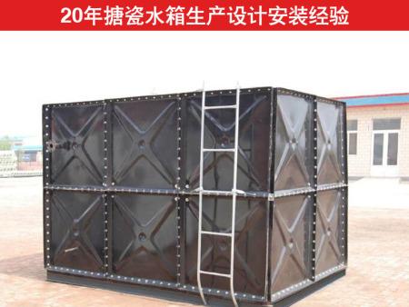 福建搪瓷水箱厂家-德州市实惠的搪瓷水箱批售