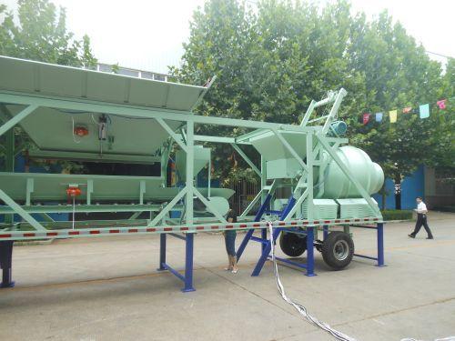 上海移动式混凝土搅拌站-郑州报价合理的移动式混凝土搅拌站批售