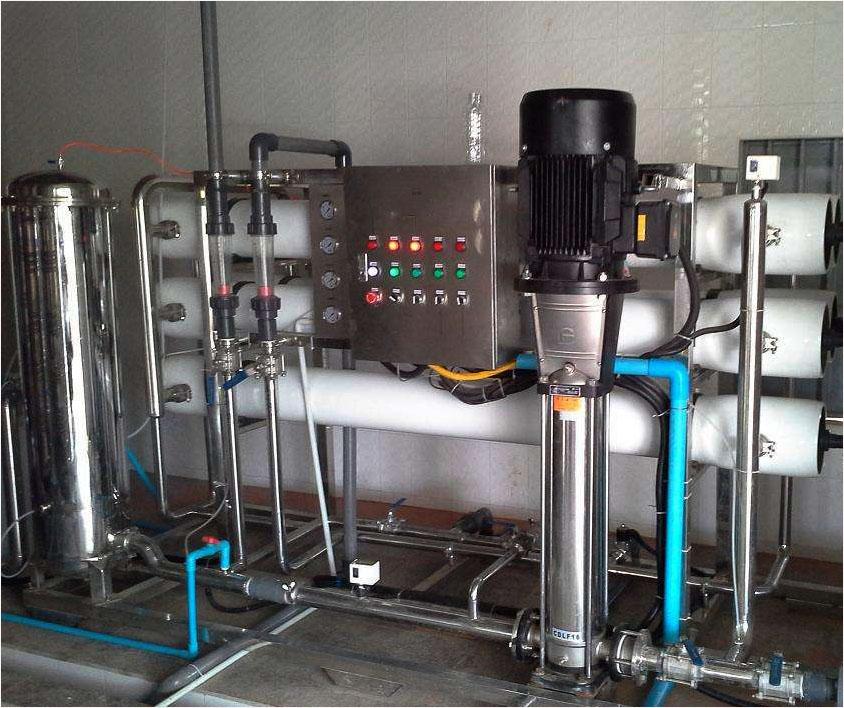 反渗透设备|纯水处理设备|工业去离子水设备 价格优惠