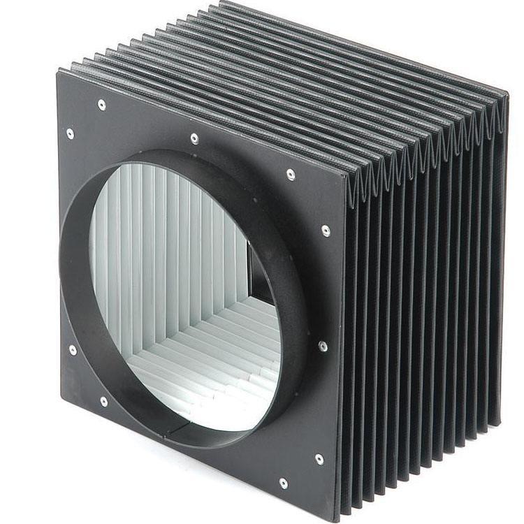 青岛风琴防护罩联系方式-恒益盛泰数控机械防护专业供应