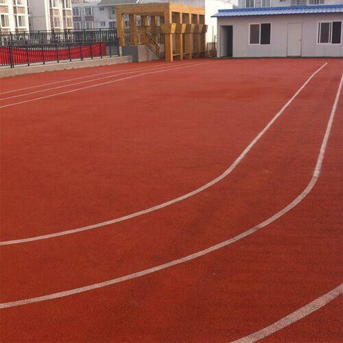 东莞知名的透气型跑道供应商_学校国标塑胶跑道施工