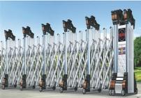 【供销】安徽价格优惠的电动伸缩门-安徽电动伸缩门多少钱