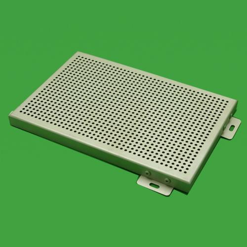 3.0mm厚冲孔铝单板