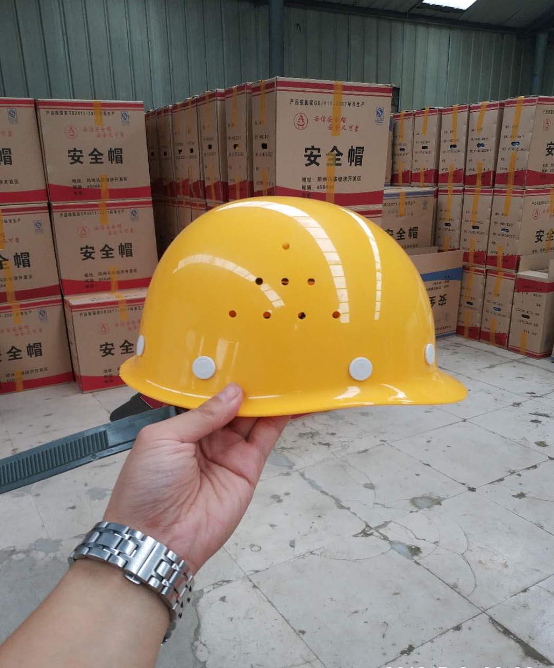 山西施工安全帽-供应郑州质量好的施工安全帽