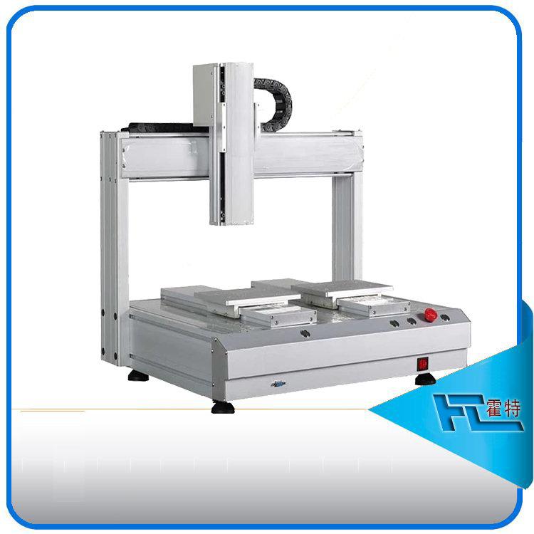 桌面型双Y自动点胶机.三轴运动自动焊锡机自动锁螺丝机
