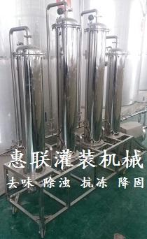 白酒杂醇油过滤机