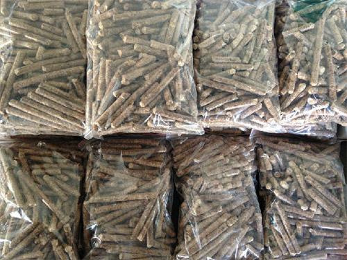 厚街木质颗粒燃料厂家|质量硬的木颗粒燃料是由森海生物提供