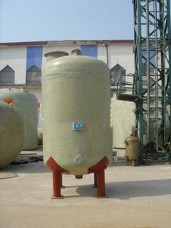 玻璃钢立式容器当选新意复合材料——天津独留食品罐