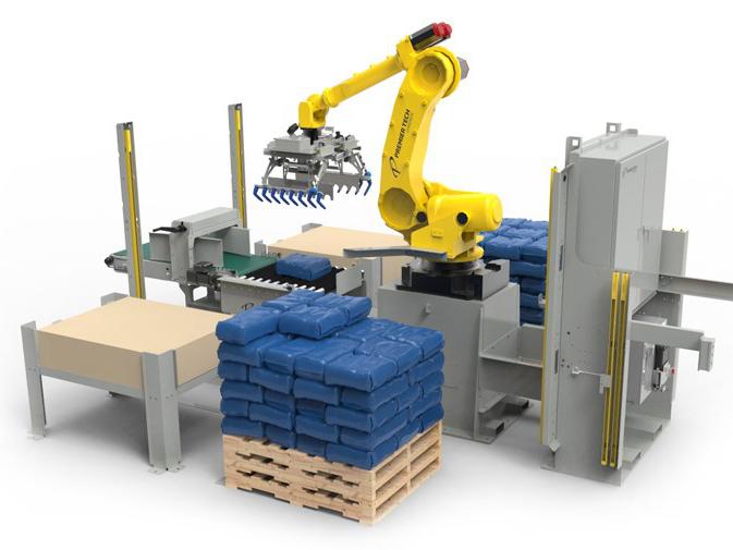 上海工业机器人制造|厂家直销工业机器人推荐