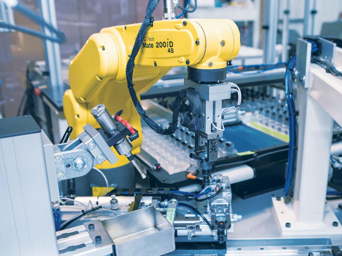 厦门致迩科技_专业的工业机器人提供商 工业机器人品牌