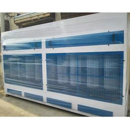 脉冲干式打磨柜安装 衡水脉冲干式打磨柜 专业设计安装【金鼎】
