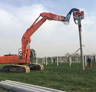 武汉优惠的打拔钢板桩机出租 安徽打拔拉森钢板桩出租公司