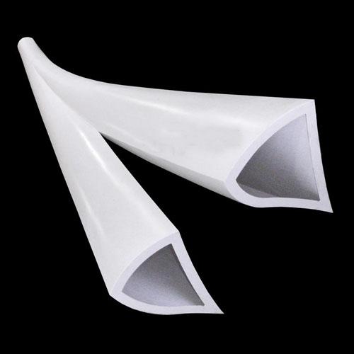 双曲双弧铝单板造型