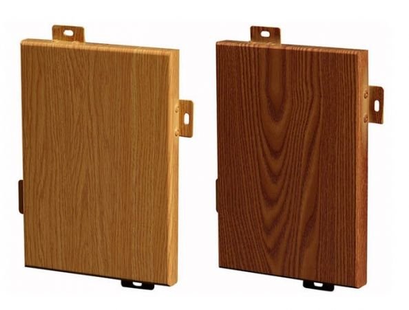 木纹热转印铝单板