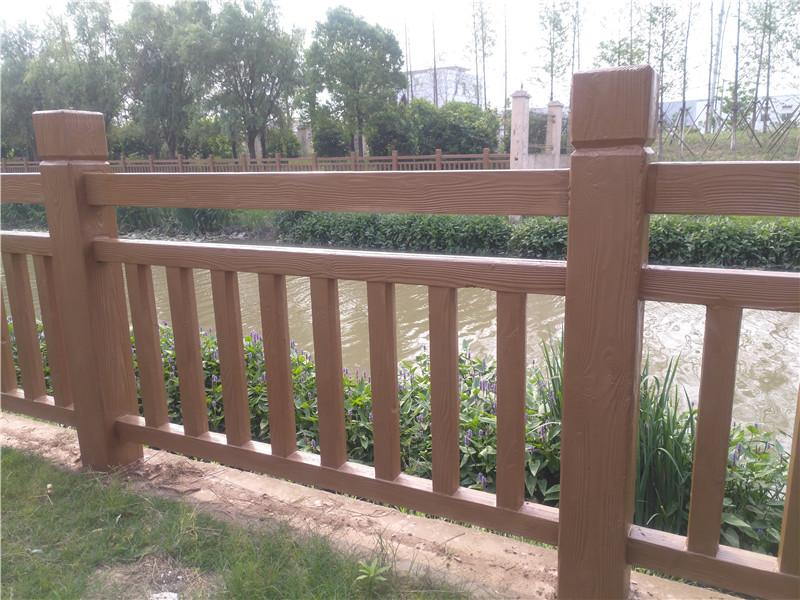 外貿仿木護欄|湖北專業的仿木護欄制作商
