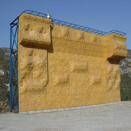 宇鑫拓展器材专业供应攀岩墙_高质量的攀岩墙