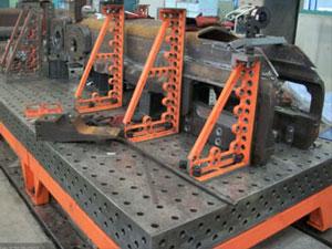 三维焊接平台-沈阳柔性焊接工装夹具-可以当做什么使用