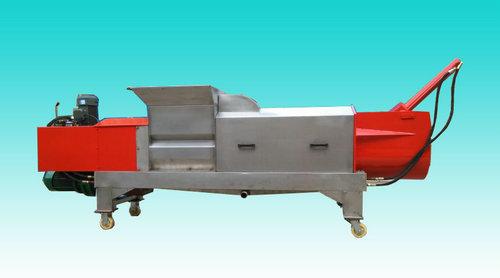 单螺旋压榨机