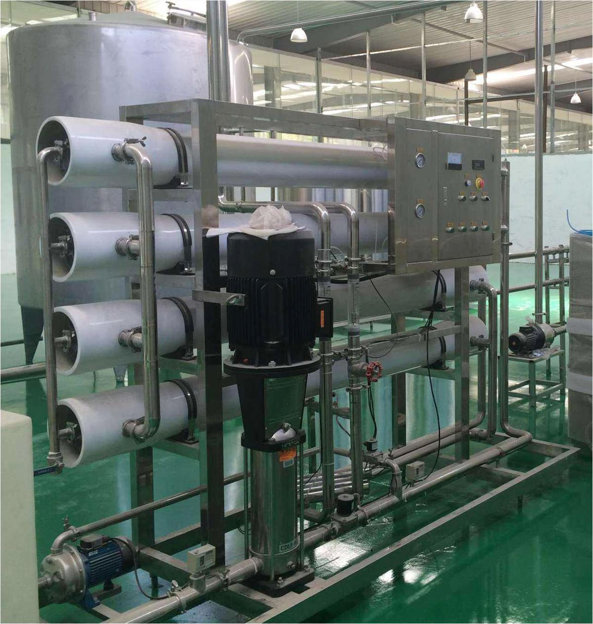 工业纯水机|反渗透水处理设备|直饮水设备 欢迎咨询