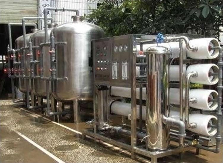 大型工業水處理設備|反滲透設備|去離子水設備 價格優惠