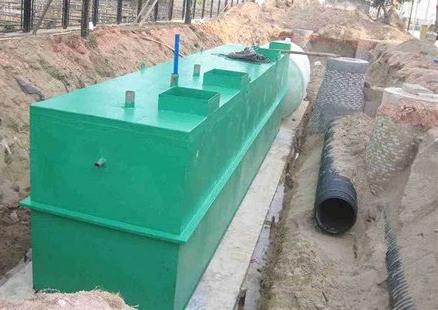 地埋式污水处理环保设备