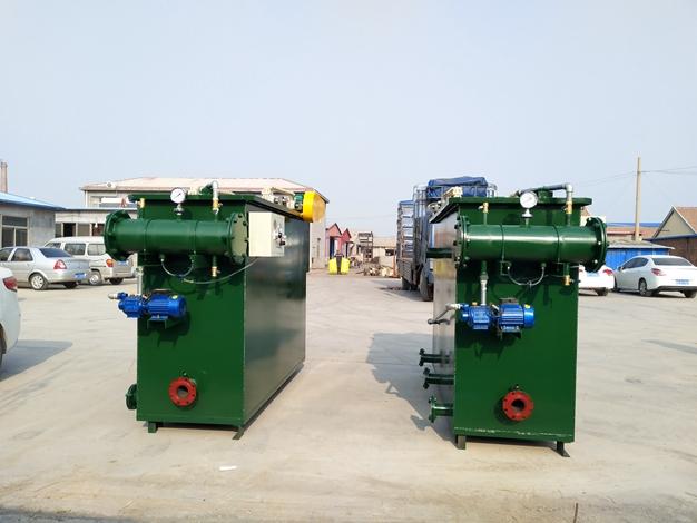 供应污水治理设备,生产销售污水处理成套设备